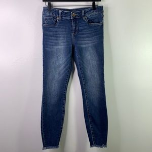 KUT from the KLOTH Connie Ankle Skinny Jeans 6